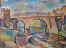 Мост в Толедо